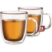 """Termo skleničky Maxxo """"Extra Tea"""" 48cl/2ks"""