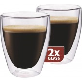 """Termo skleničky Maxxo """"Coffee"""" 23,5cl/2ks"""