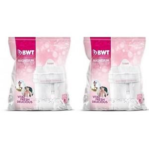 BWT Magnesium 2ks - filtr, patrona na vodu (i pro BRITA MAXTRA, LAICA Bi-flux)