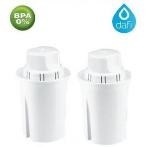 DAFI Formaster Classic - 2ks - filtr, patrona na vodu (i pro Anna, BWT, Laica Classic)