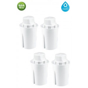 DAFI Formaster Classic - 4ks - filtr, patrona na vodu (i pro Anna, BWT, Laica Classic)
