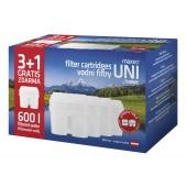MAXXO UNI 3+1ks - filtr, patrona na vodu (i pro Maxtra, Bi-flux, BWT)