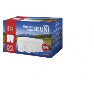 MAXXO UNI 8ks - filtr, patrona na vodu (i pro Maxtra, Bi-flux, BWT)