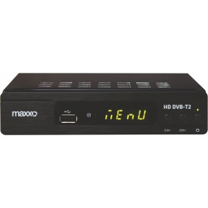 MAXXO set-top box T2 HEVC/H.265