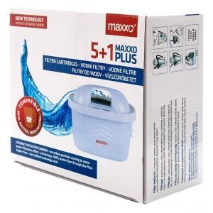 Náhradní filtry MAXXO+ vodní filtry 5+1 ks