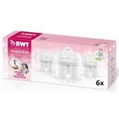 Náhradní filtry BWT magnesium 5ks + 1ks ZDARMA