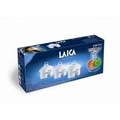 LAICA Bi-flux  MINERAL BALANCE 3ks - filtr, patrona na vodu (i pro BRITA MAXTRA)
