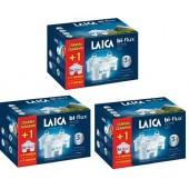 LAICA Bi-flux 9+3ks ZDARMA - filtr, patrona na vodu (i pro BRITA MAXTRA)