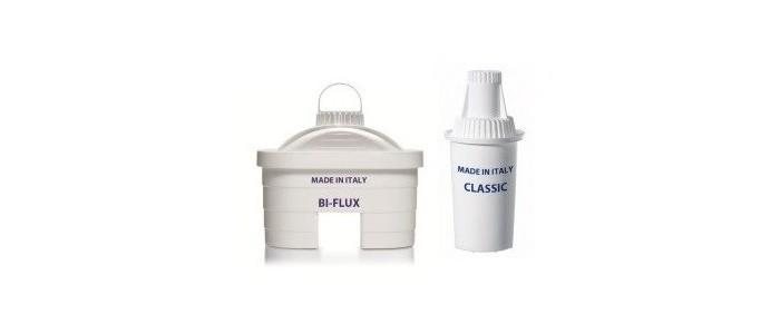 Filtrační patrony, Filtry na vodu